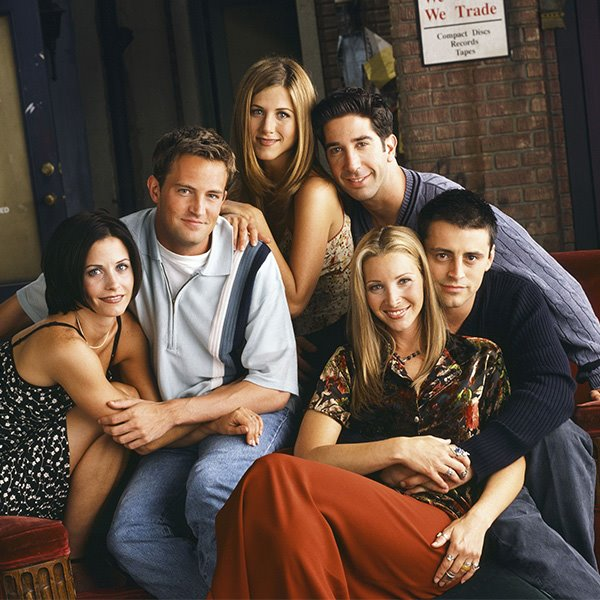 Nos colamos en las casas de los actores de Friends y comprobamos que nada tienen que ver con su apartamento de la serie