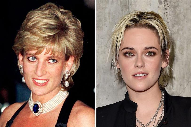 Kristen Stewart interpretará a la princesa Diana en una nueva película