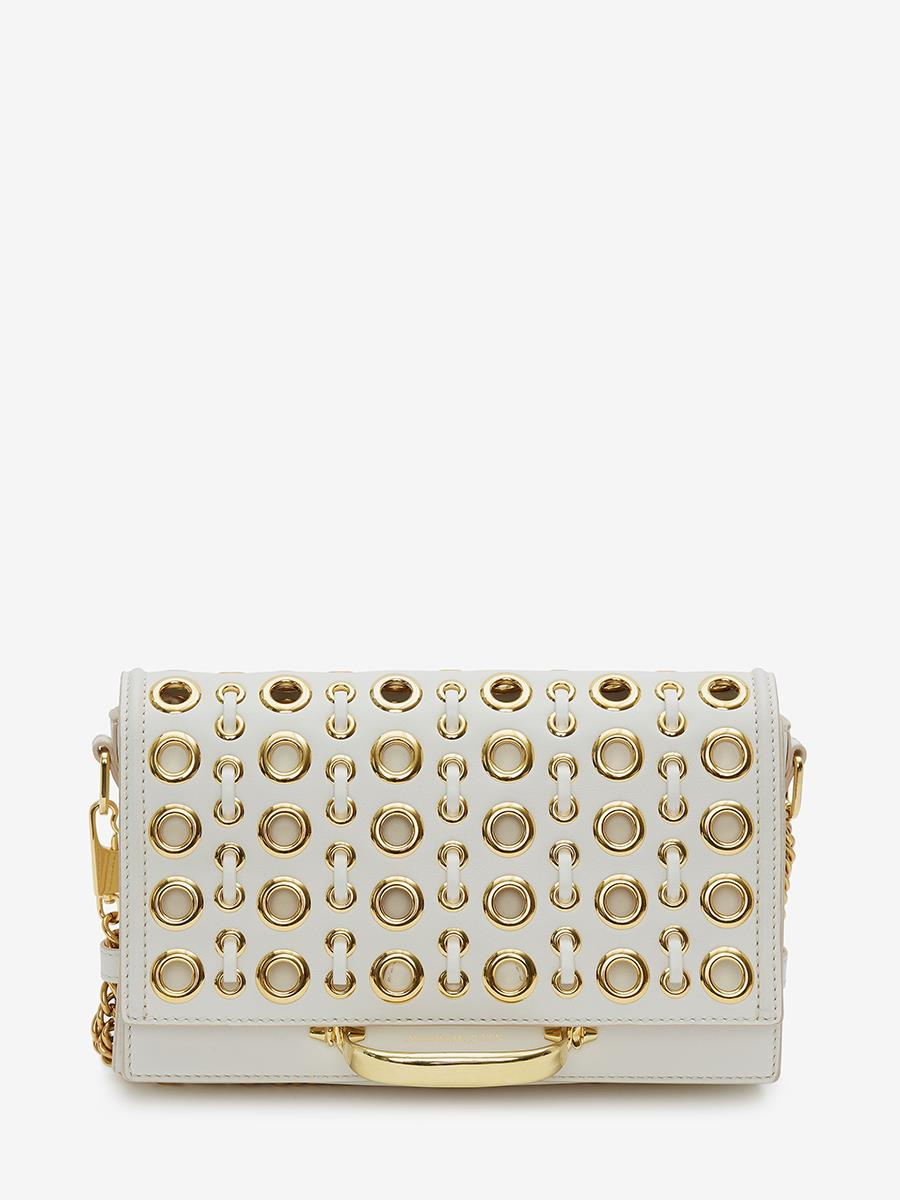Bolso 'The Story shoulder bag' de Alexander McQueen