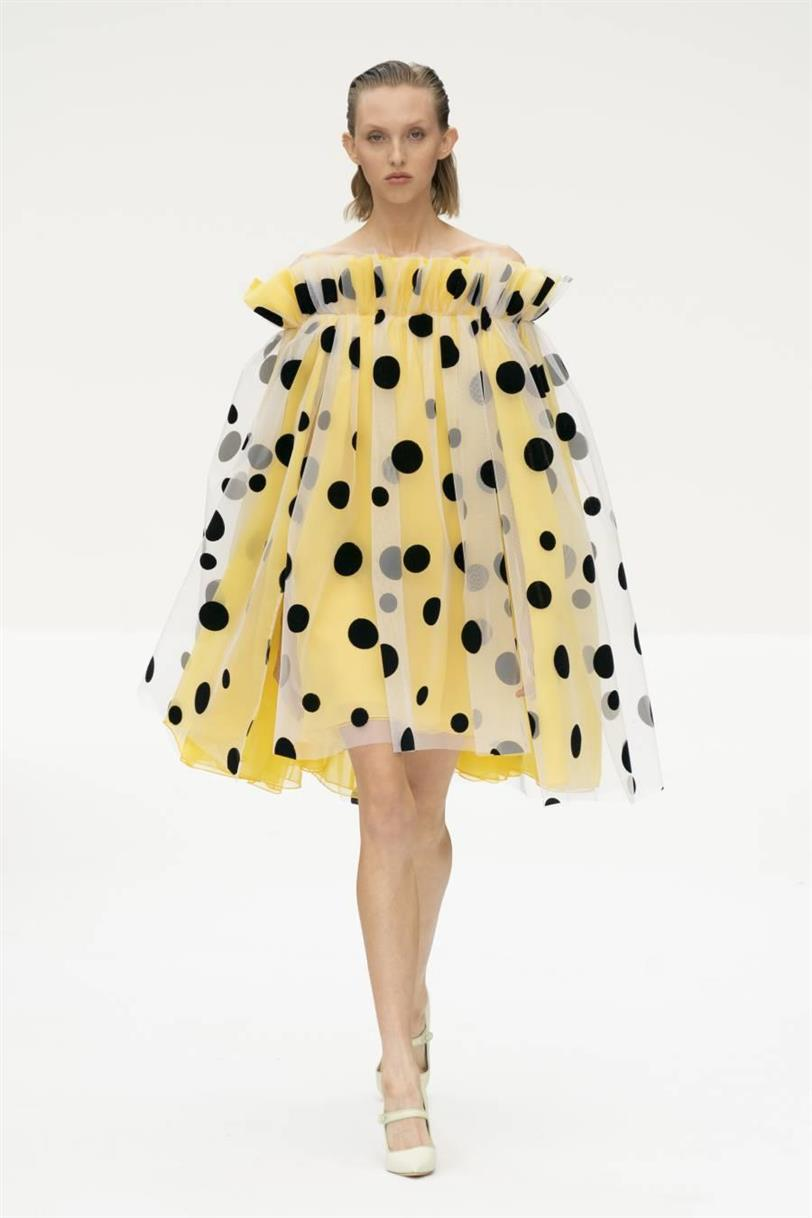 Sfera tiene el vestido de alta costura más bonito