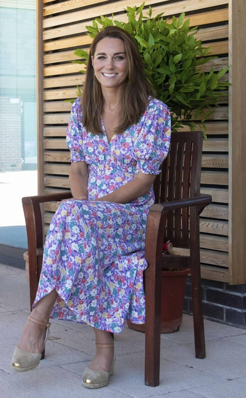 El look de Kate Middleton