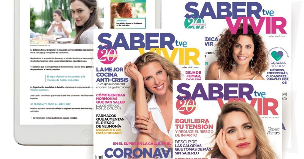 La revista Saber Vivir recibe el premio a la mejor información de salud dental