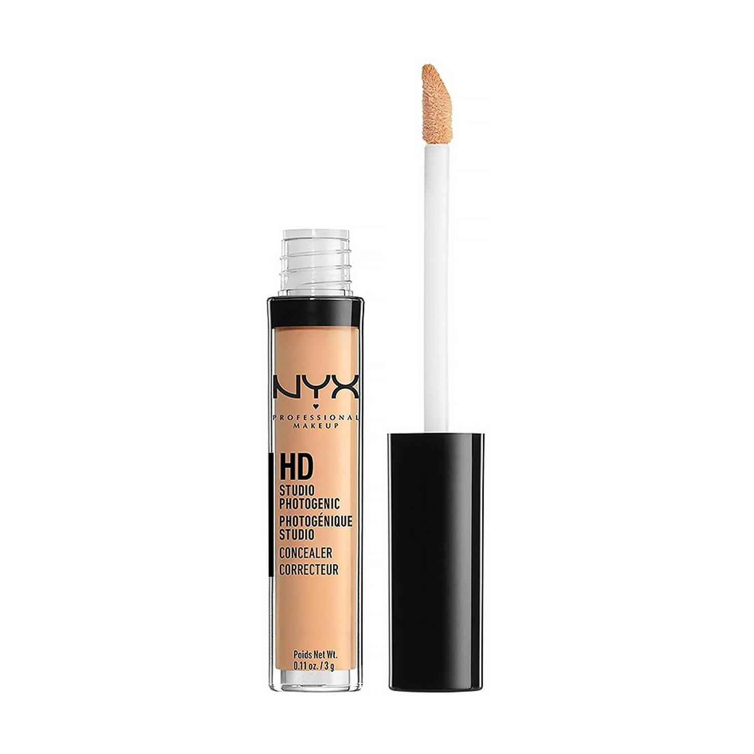 La mejor cobertura: 'Hi Definition Photo Corrector Wand' de NYX