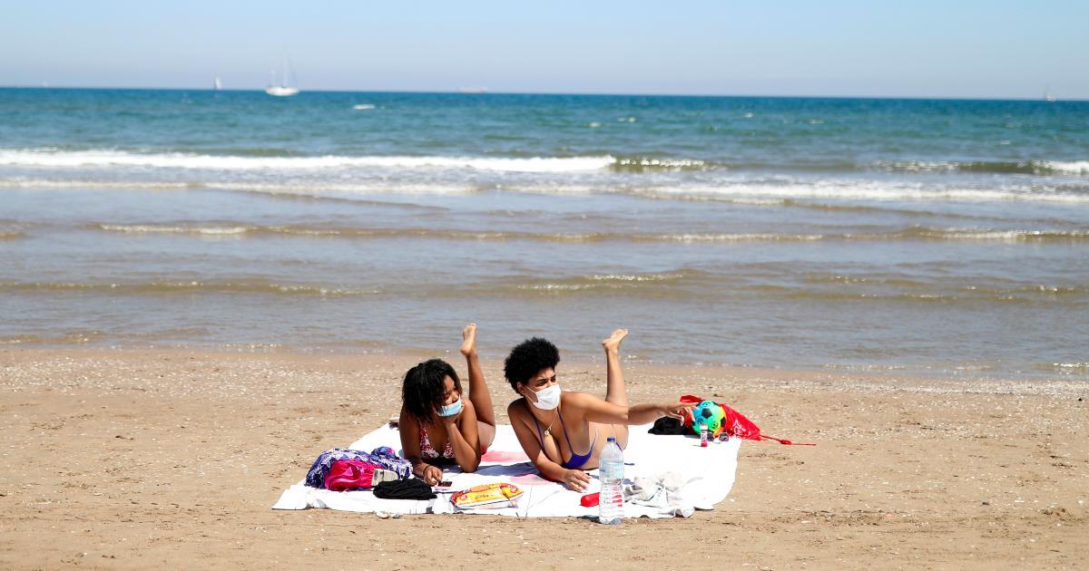 Las playas más grandes de España (por comunidades) para mantener distancia social