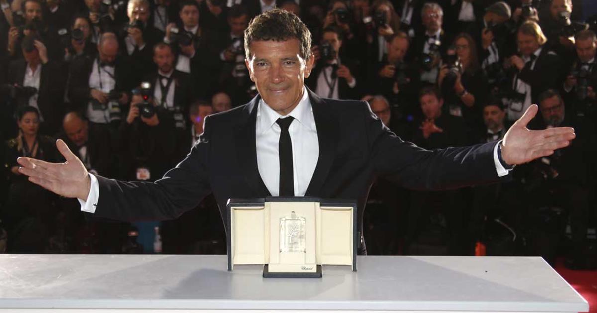 Todo lo que tienes que saber de los Premios Goya de Antonio Banderas