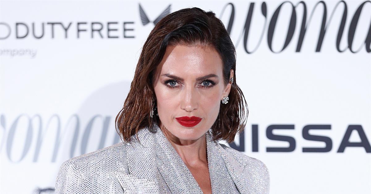 Nieves Álvarez cambia de look y se convierte en Whitney Houston