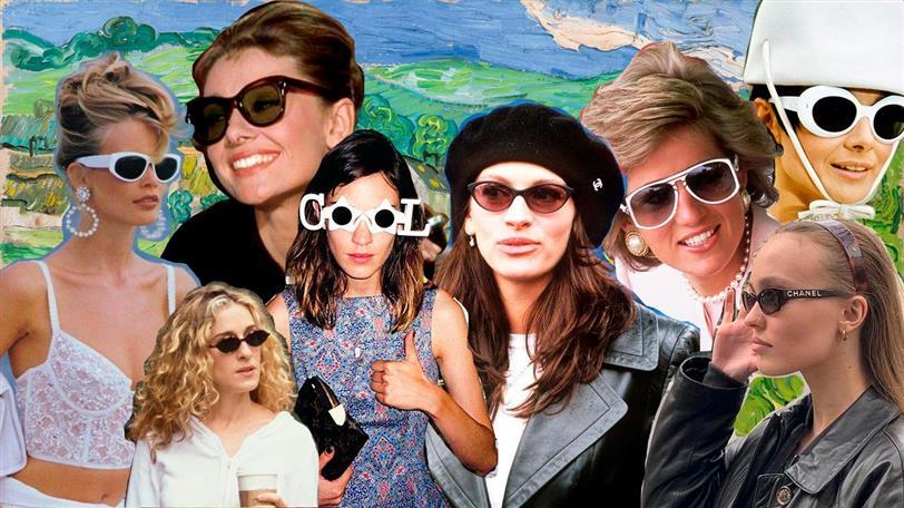 Gafas de sol famosas