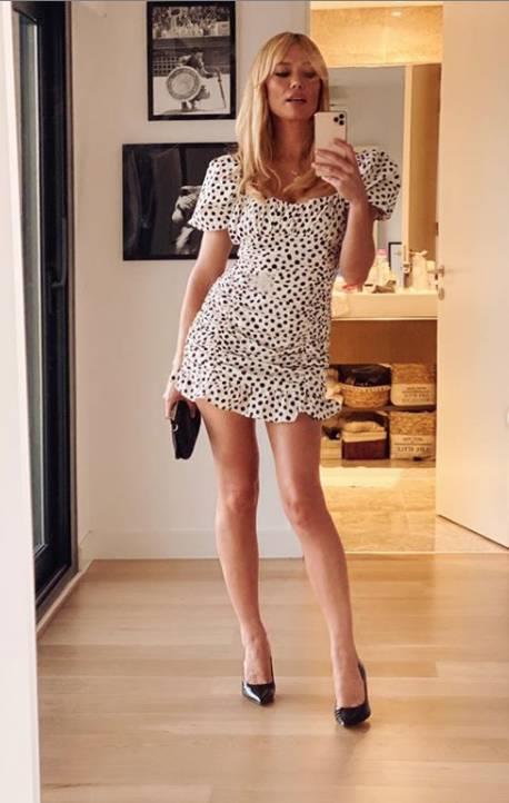 El look de Zara de Patricia Conde