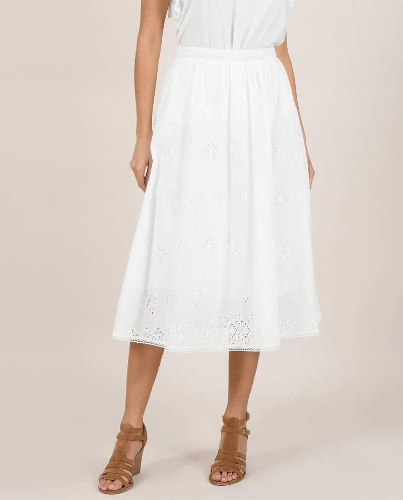 Falfa midi, Molly Bracken . Falda midi, Molly Bracken