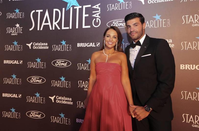 Paula Echevarría en la Gala Starlite