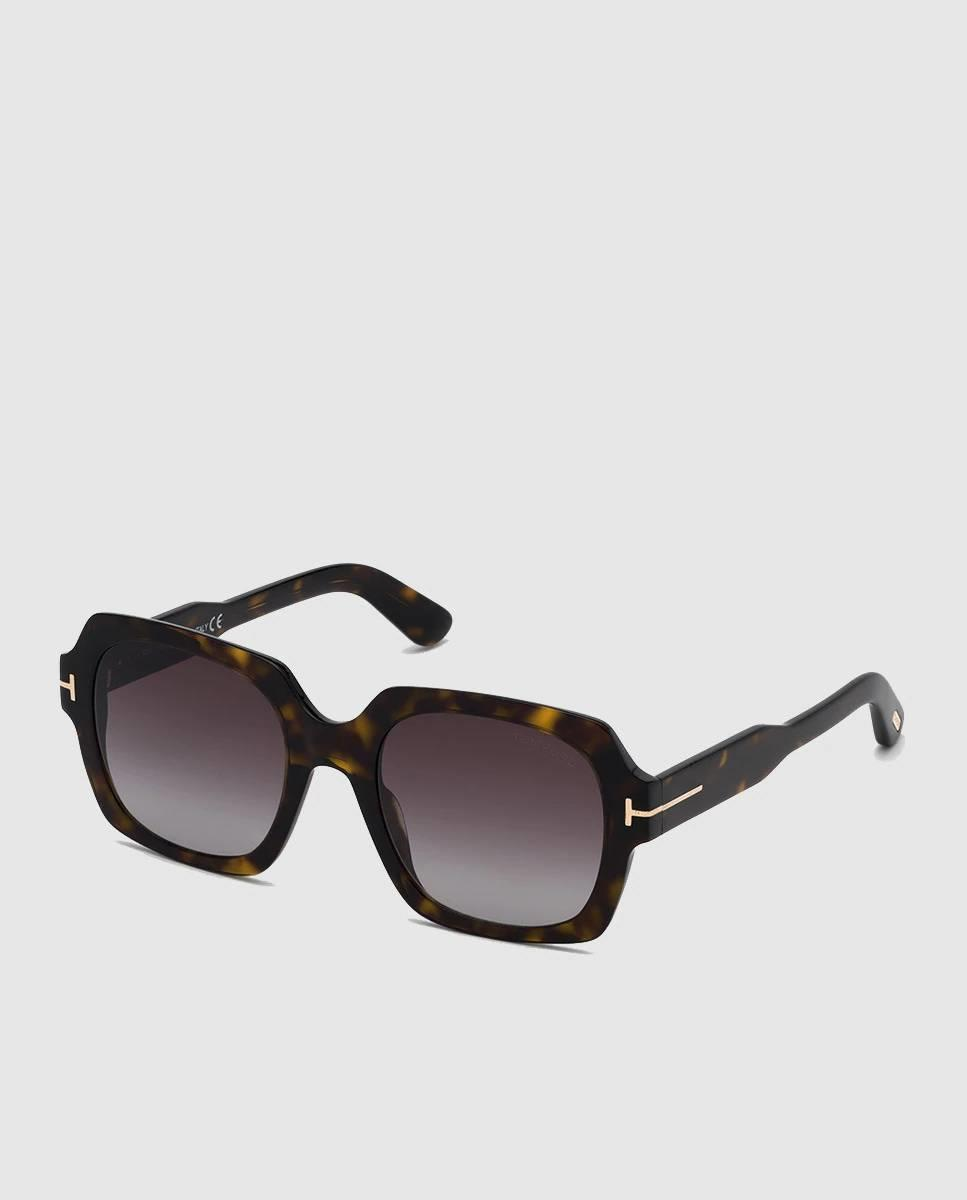 Gafas rectangulares, perfectas para el 'long bob', Tom Ford