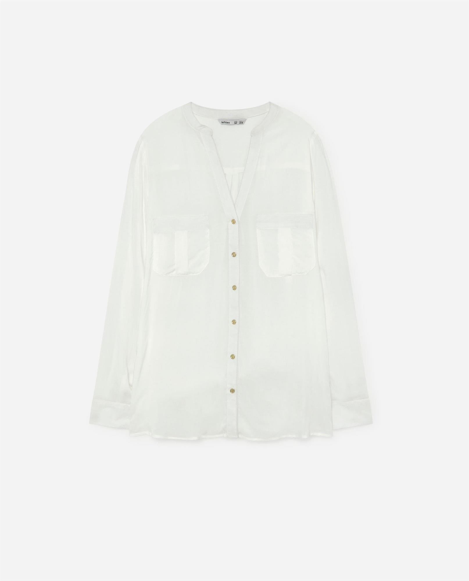 Blusa blanca de lefties