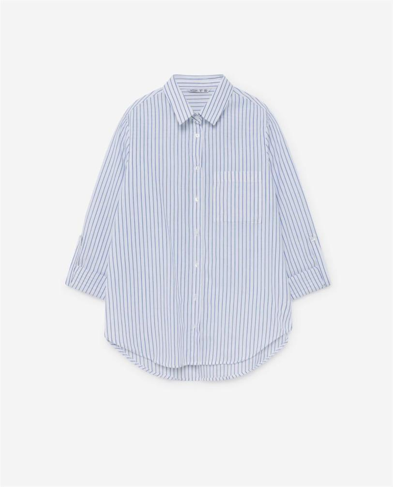 Camisa de rayas de Lefties