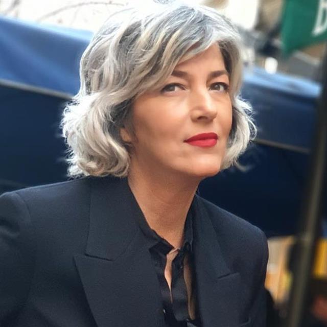 Carmen Gimeno tiene el vestido 'boho' de Zara que también favorece a mujeres maduras