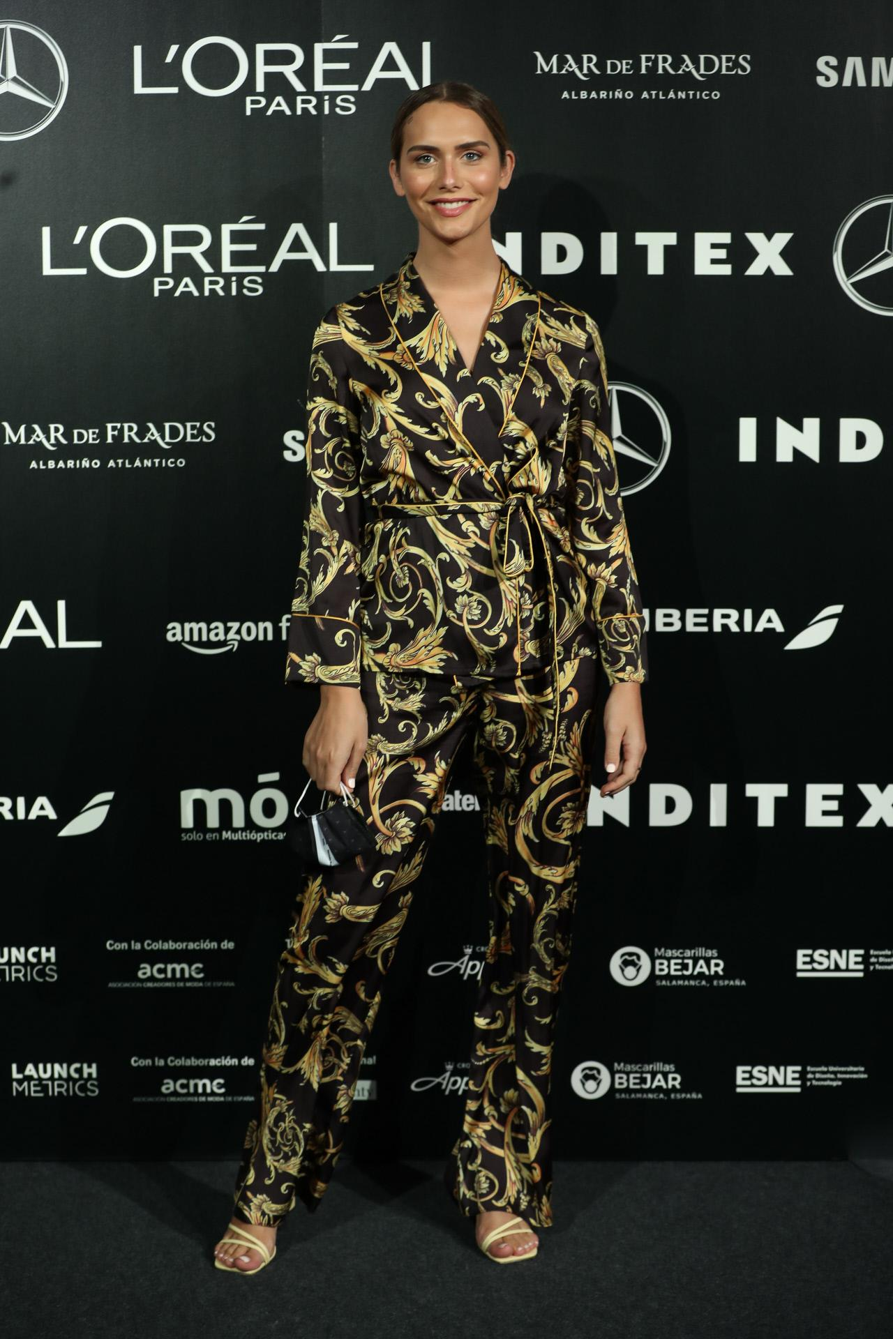Ángela Ponce-Mercedes-Benz Fashion Week Madrid 2020