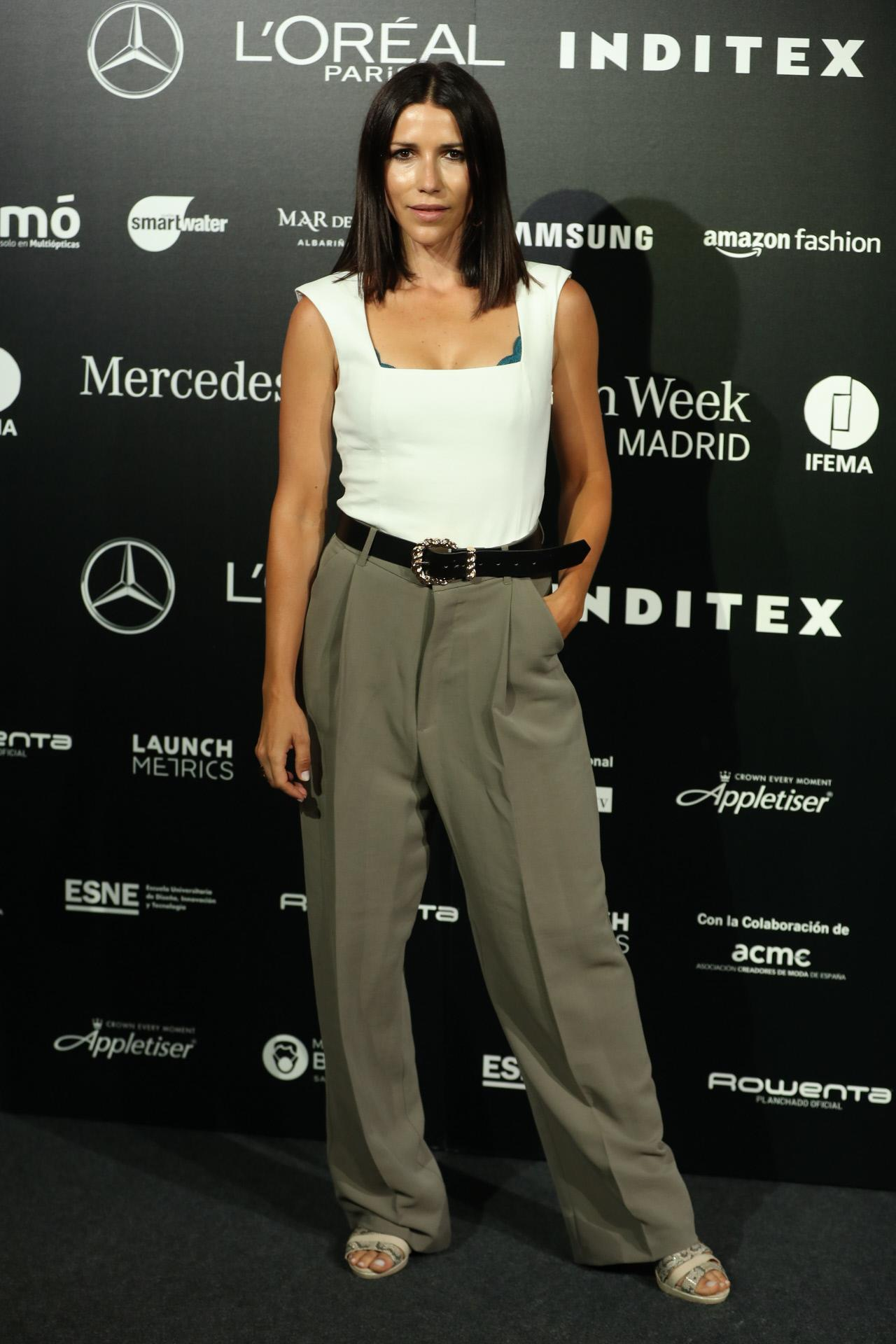 Nika-mercedes-Benz Fashion Week Madrid 2020