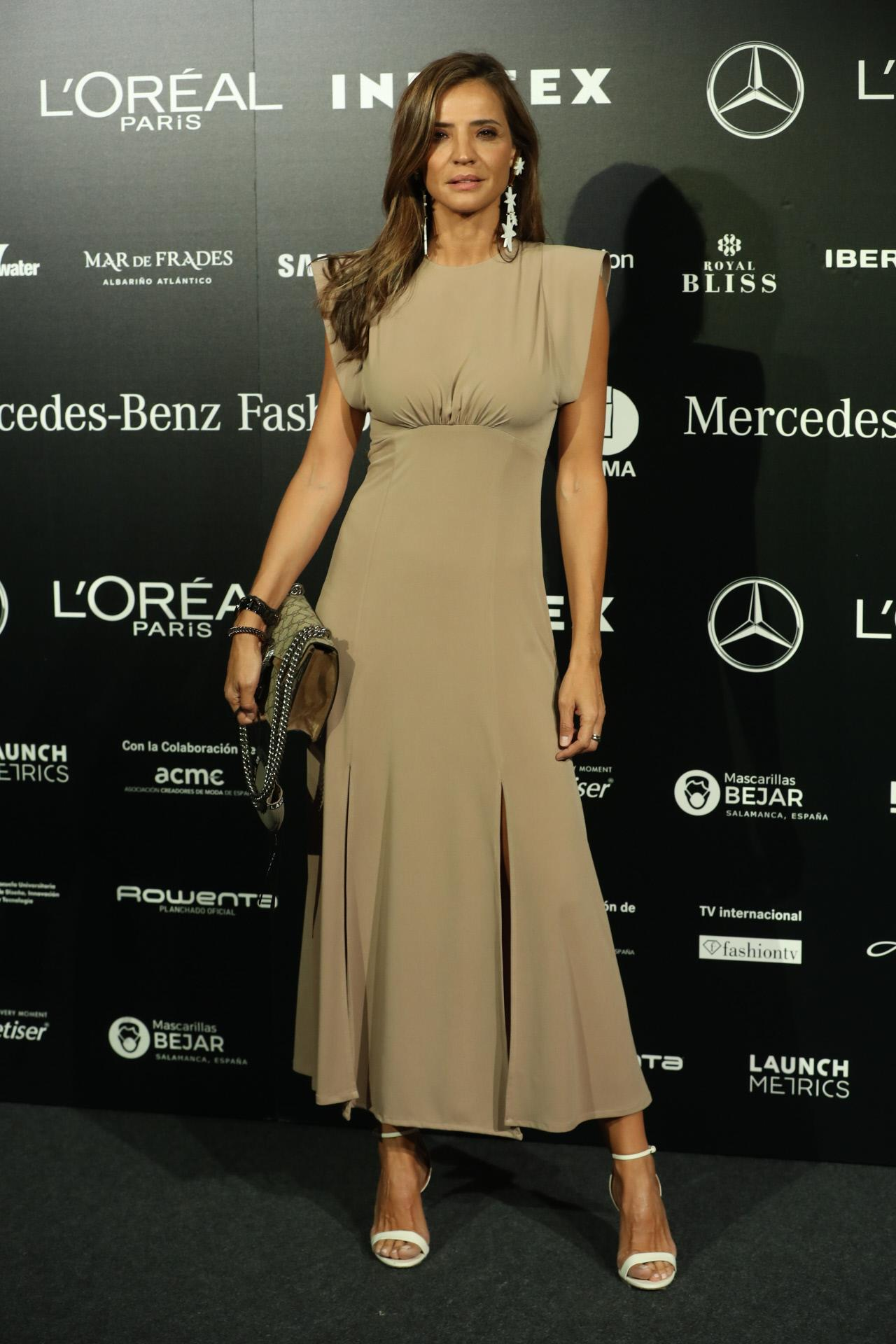 Silvia Zamora-Mercedes-Benz Fashion Week Madrid 2020
