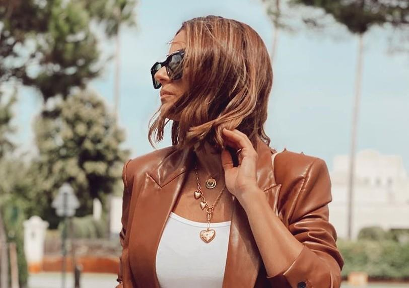 Zara Tiene Los Pantalones De Cuero Que Mas Estilizan Y Disimulan Tripita