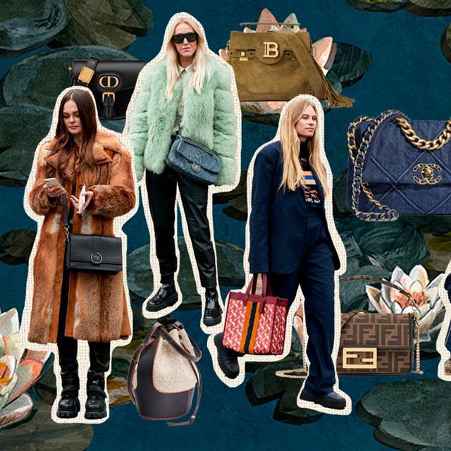 Las 10 tendencias en bolsos otoño-invierno 2020/21 favoritas de las que más saben de moda