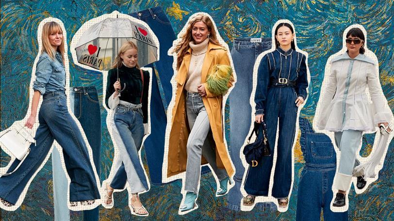 Los 10 Vaqueros De Mujer De Moda Del Otono Invierno 2020 21 Zara Levi S