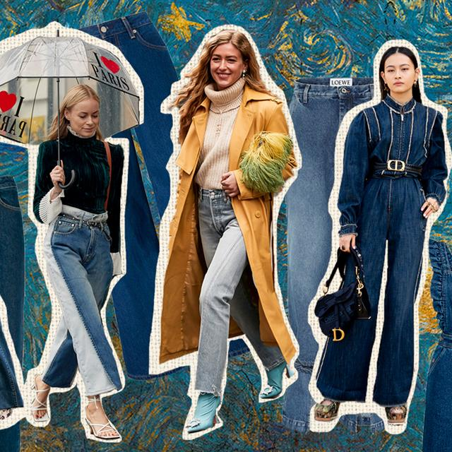 Las 10 tendencias en vaqueros del otoño-invierno (y dónde comprarlas: Zara, Levi's, Bershka...)