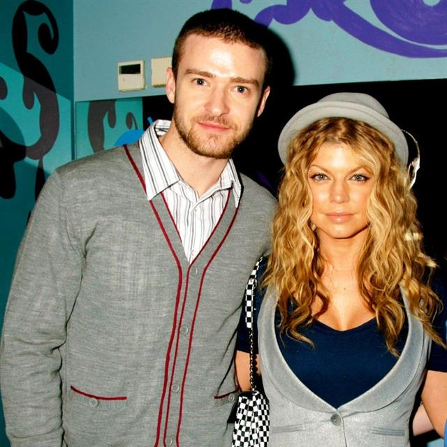Justin Timberlake tuvo una novia famosa antes que Britney Spears: ¡Fergie!