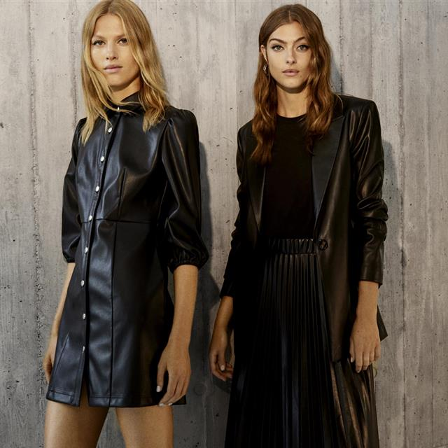 Las prendas en negro más elegantes de la temporada las encuentras en Lefties