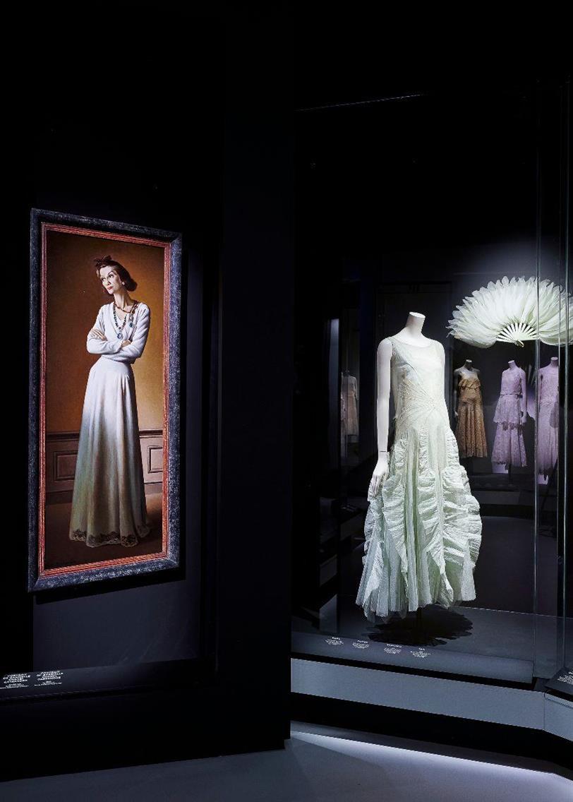 Palais Galliera Gabrielle Chanel Manifeste de mode Exhibition pictures by Olivier Saillant 10 HD (1)