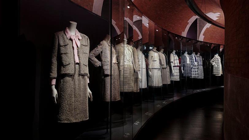 Palais Galliera Gabrielle Chanel Manifeste de mode Exhibition pictures by Olivier Saillant 5 HD (1)