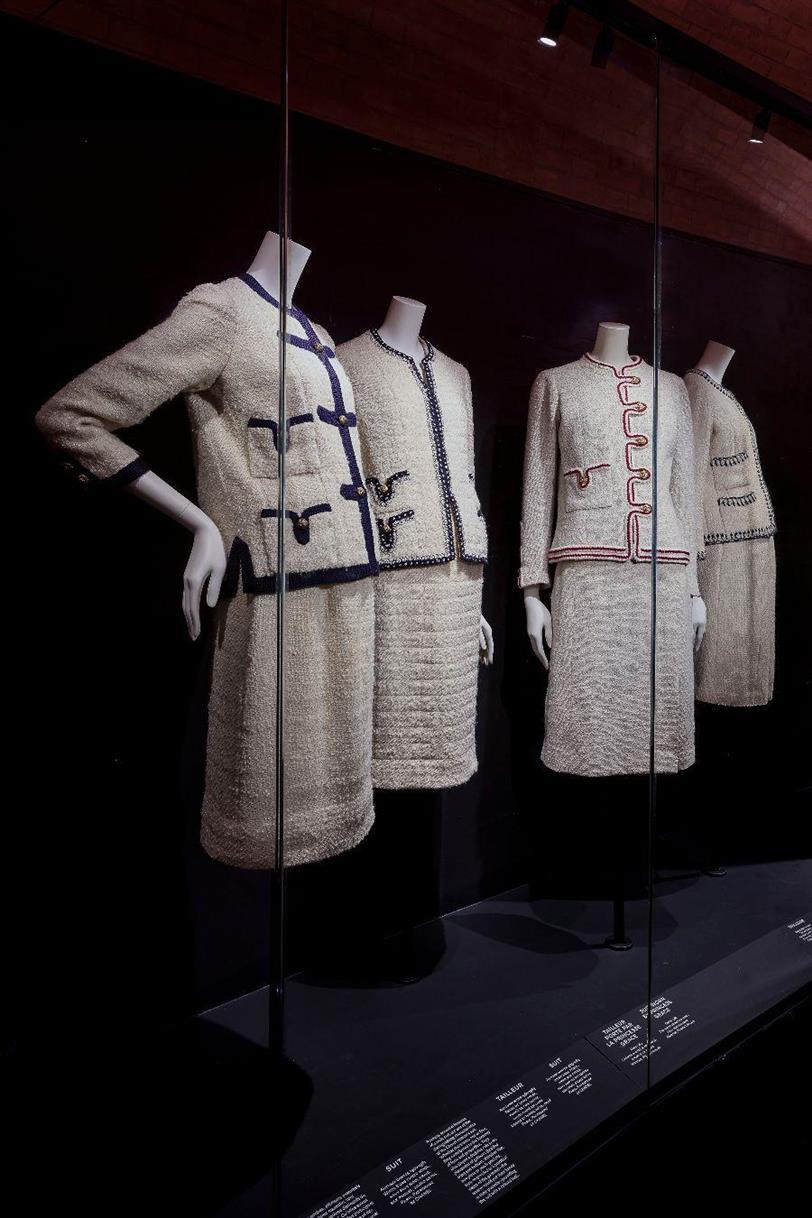 Palais Galliera Gabrielle Chanel Manifeste de mode Exhibition pictures by Olivier Saillant 6 HD (1)