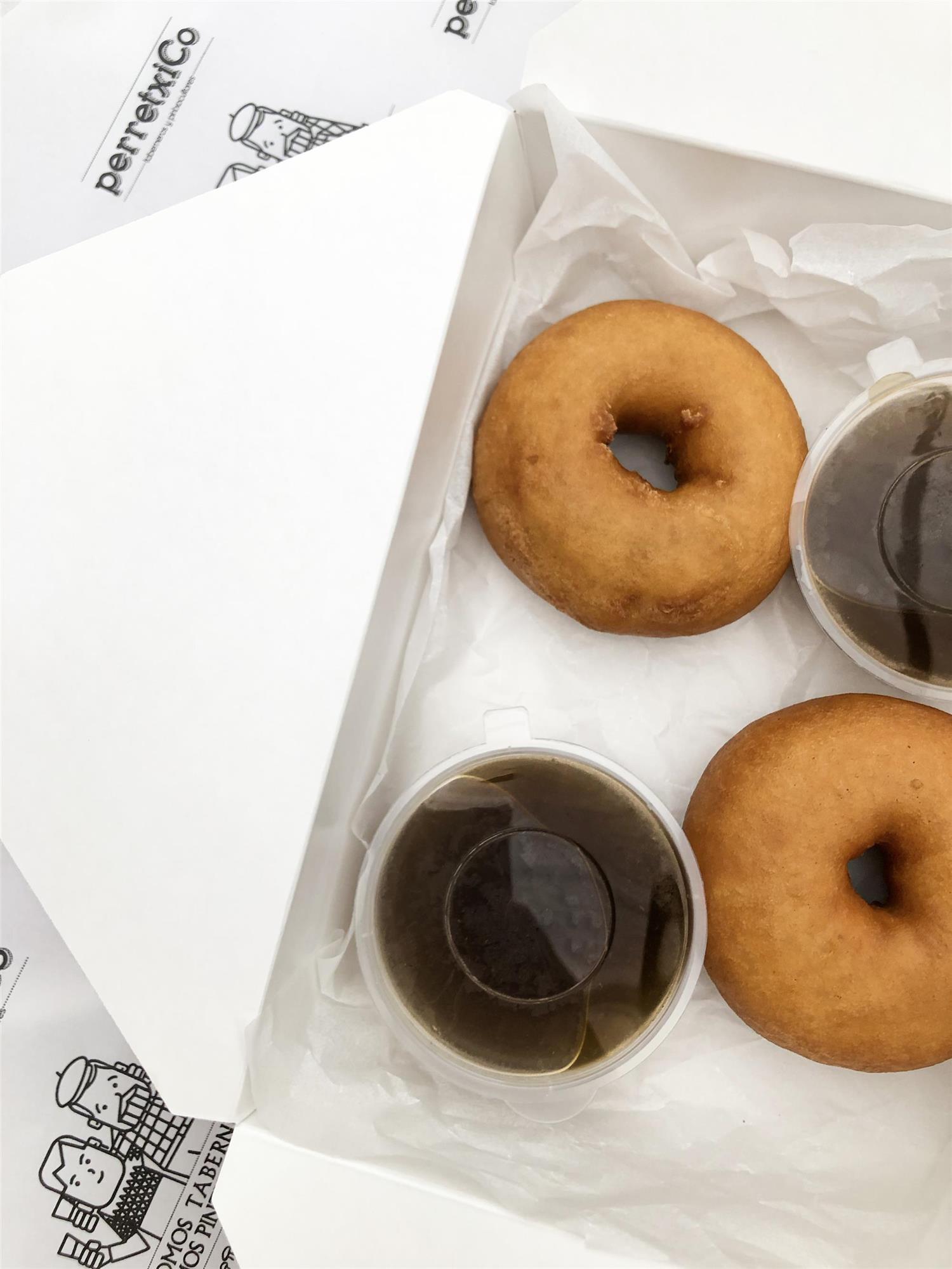 donut-cocido los mejores restaurantes donde pedir comida en casa - donut cocido 0a75fbd2 1500x2000
