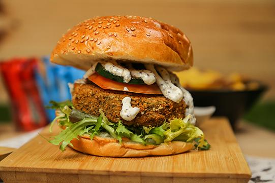 Hamburguesa Hipster La H es Muda los mejores restaurantes donde pedir comida en casa - hamburguesa hipster la h es muda 9b801e7f 541x361
