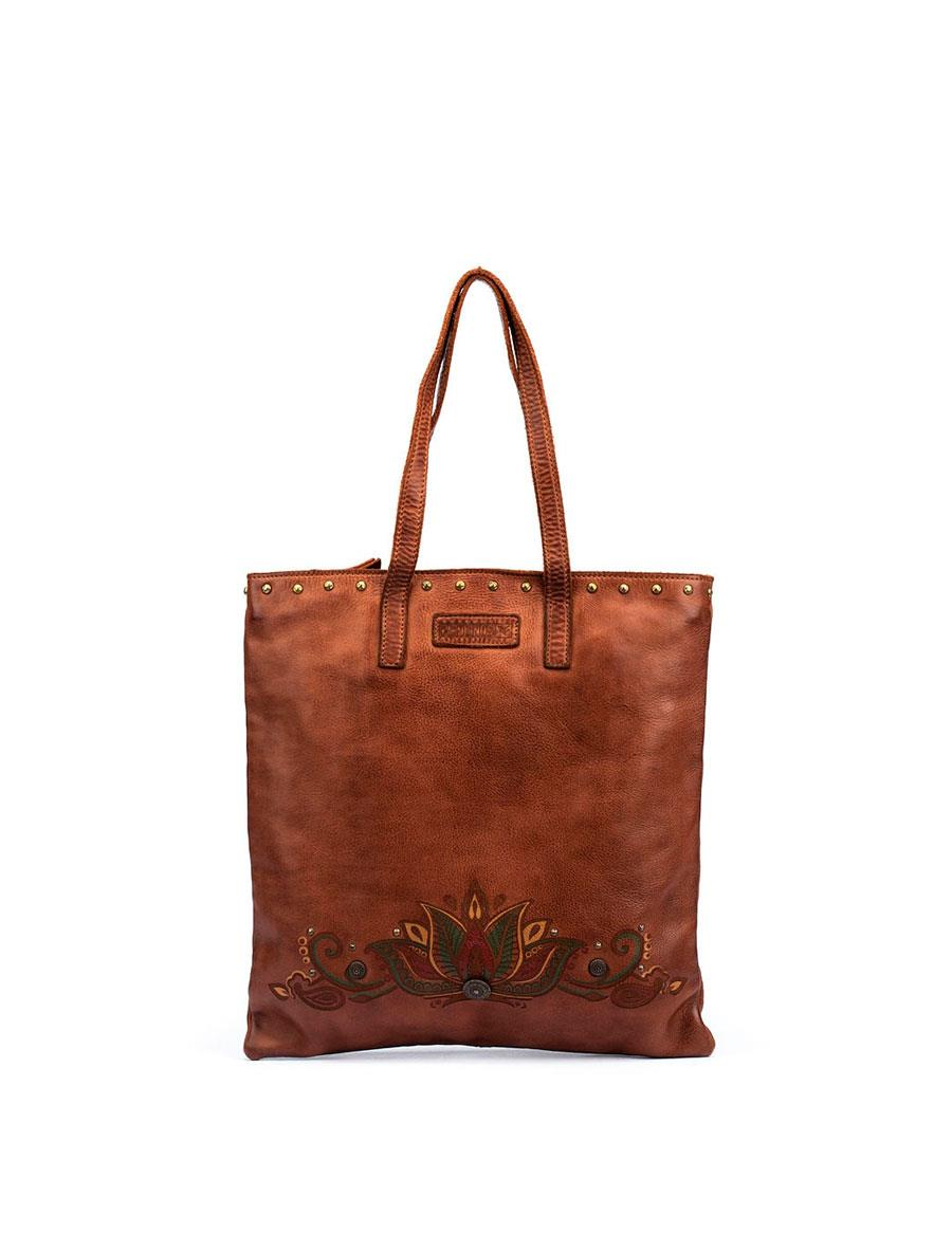 shopper-marron