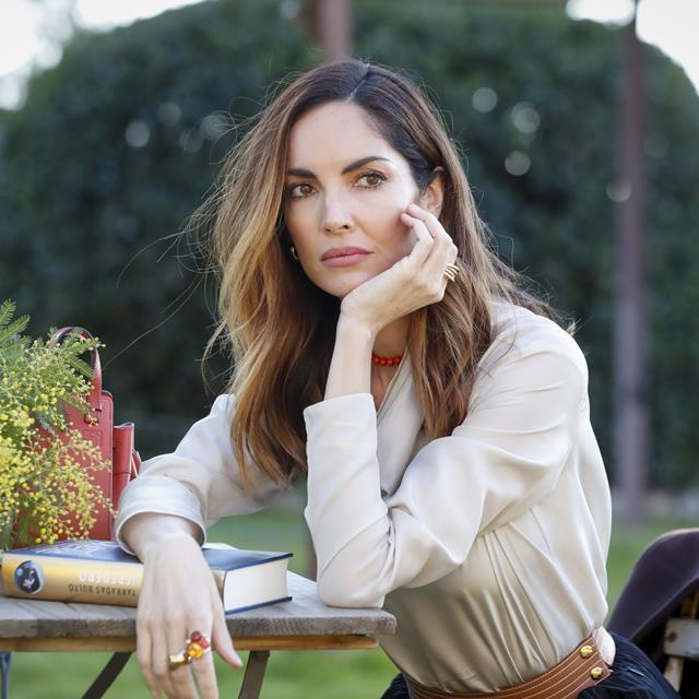 Eugenia Silva tiene el look más calentito y cómodo de H&M que querrás llevar cada día