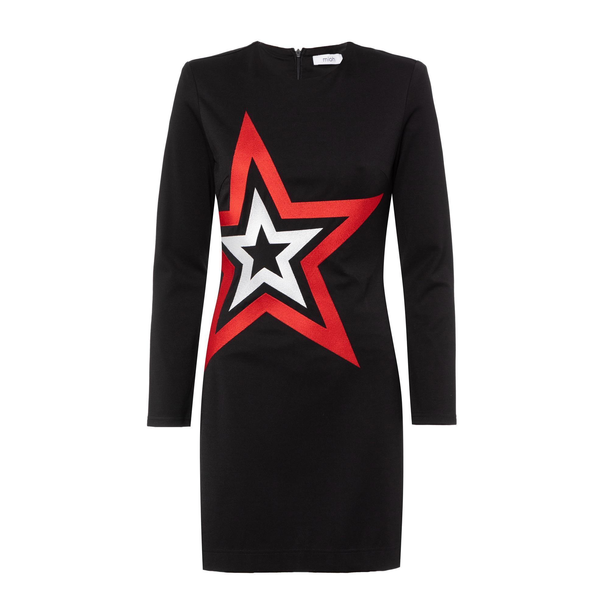 Vestido con estrella de Mioh