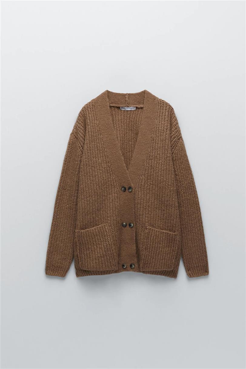 Las prendas de punto de Zara más deseadas del otoño El