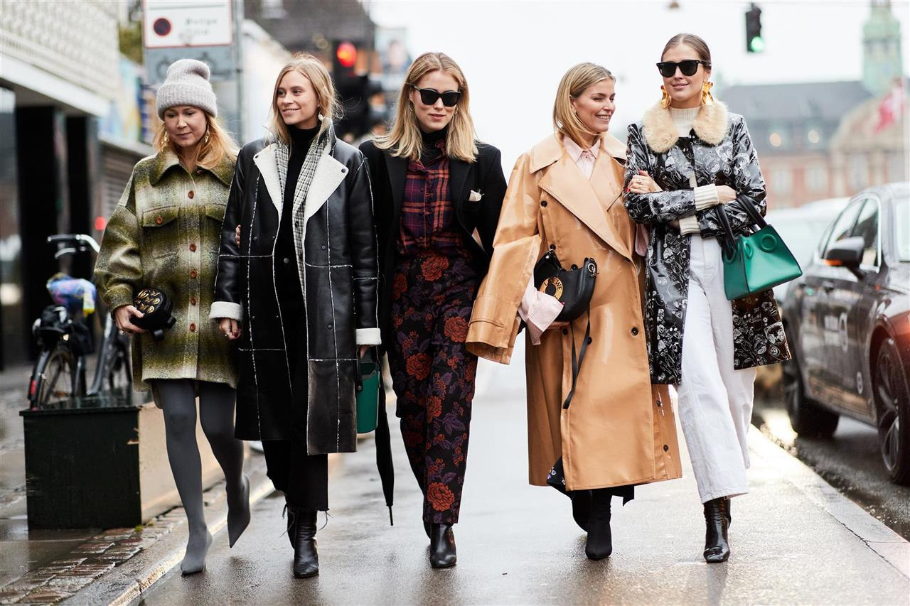 Street Style Copenhague Fashion Week