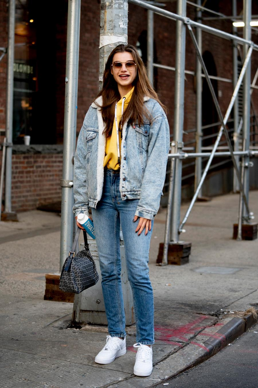 double-denim