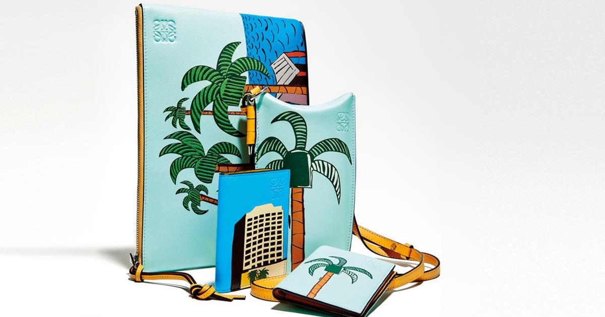 Estos son los nuevos bolsos de Loewe que traerán por adelantado el verano a tus 'looks'