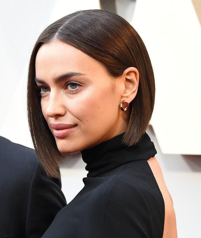 The bob will be the trend cut for 2021 and this is the one that suits you best according to the shape of your face