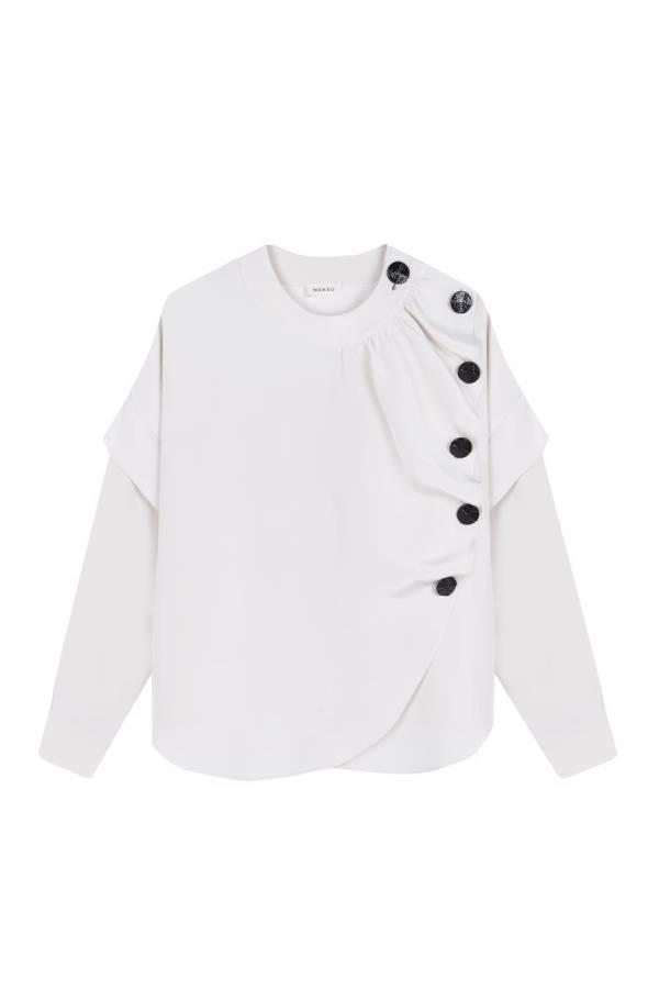 White shirt, Maksu