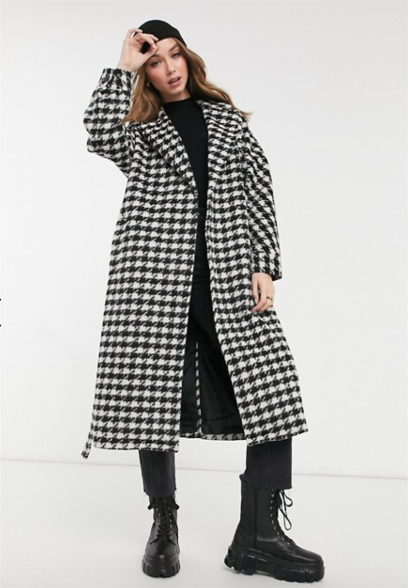 Coat by Asos