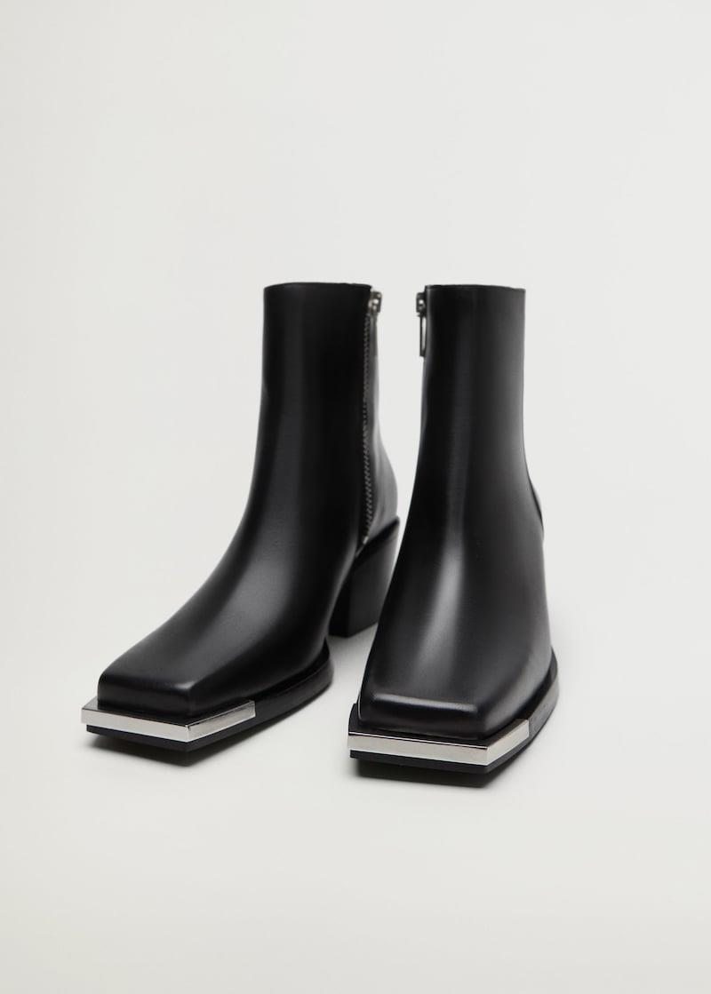 Ankle Boots by Mango