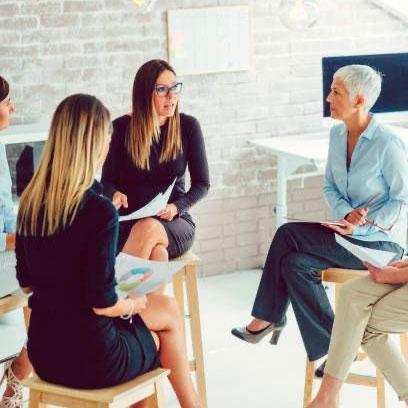 Mujeres líderes proponen nuevos caminos