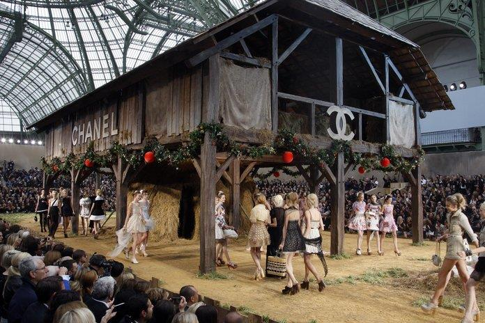 Chanel S/S 2010