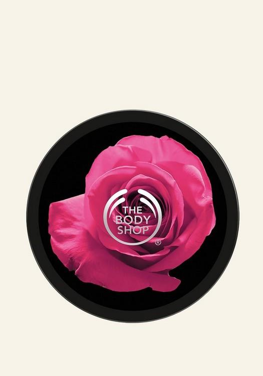 Manteca Corporal British Rose, The Body Shop